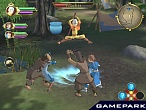 Скриншот Avatar the Legend of Aang the Burning Earth (PS2), 2