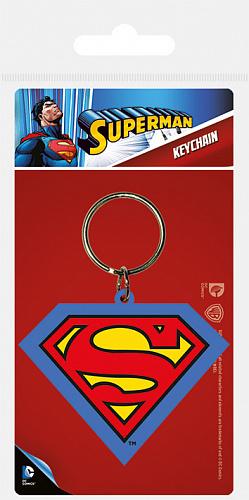 Брелок Pyramid – DC: Superman (Shield) фото