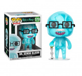 Фигурка Funko POP Rick & Morty – Dr. Xenon Bloom