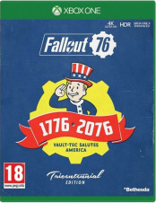 Fallout 76. Tricentennial Edition (Xbox One)