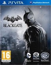 Batman: Arkham Origins Blackgate (PS Vita) (GameReplay)