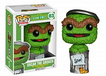Фигурка Funko POP! Vinyl: Sesame Street: Oscar the Grouch 4910