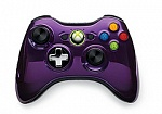 Скриншот Controller Wireless R Chrome Series Purple, 1