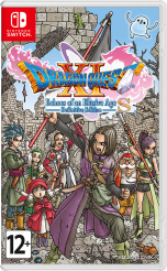 Dragon Quest XI S: Echoes of an Elusive Age. Definitive Edition (Nintendo Switch)