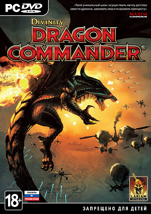 Divinity. Dragon Commander (PC-DVD)