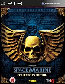 Warhammer 40K: Space Marine Collector's Edition (PS3)