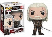 Фигурка Funko POP Games – The Witcher Geralt (Ведьмак Геральт)