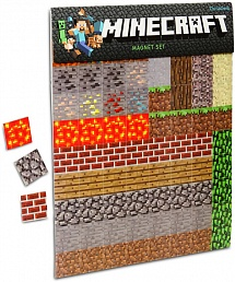 Minecraft: Magnet Set