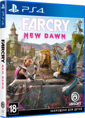 Far Cry: New Dawn (PS4) (GameReplay)