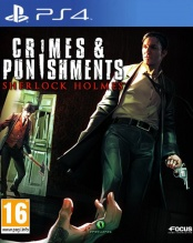 Sherlock Holmes: Crimes & Punishments (PS4) (GameReplay)