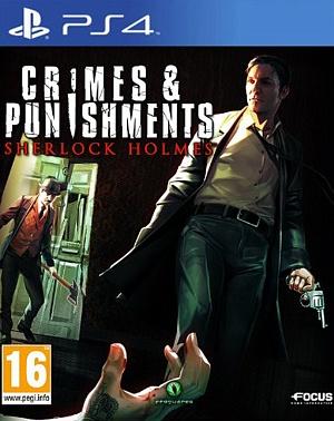 Sherlock Holmes: Crimes & Punishments (PS4) (Б/У)