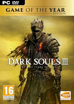 Dark Souls III. The Fire Fades Edition (GOTY) (PC)