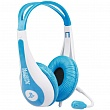 Скриншот Kidz Play Gaming Headset Голубая, 2