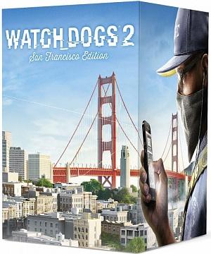 "Watch_Dogs 2. Коллекционное издание ""Сан-Франциско"" (PC)"