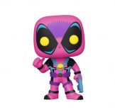 Фигурка Funko POP Marvel Black Light – Deadpool (Exc) (55091)