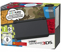 New Nintendo 3DS Черный
