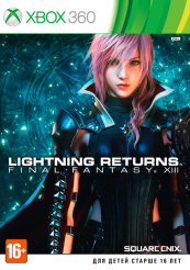 Lightning Returns: Final Fantasy XIII (Xbox360) (GameReplay)