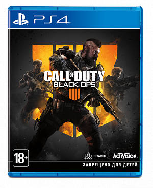 Call of Duty: Black Ops 4 (PS4) фото
