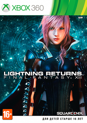 Lightning Returns: Final Fantasy XIII (Xbox360) (Б/У)