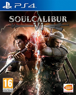 SoulCalibur VI (PS4) фото