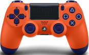 Геймпад Sony DualShock v2 Orange Sunset (Оранжевый закат) (CUH-ZCT2E) для PS4