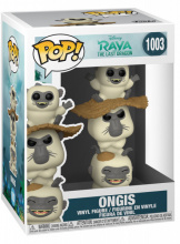 Фигурка Funko POP Raya and the Last Dragon – Ongis (50554)