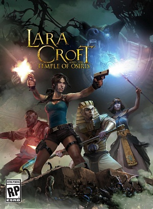Lara Croft and the Temple of Osiris (PC) (Jewel)