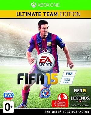 FIFA 15 Ultimate Edition (XboxOne) от GamePark.ru