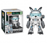 Фигурка Funko POP Rick & Morty – Exoskeleton Snowball