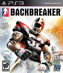 Backbreaker (PS3) (GameReplay)