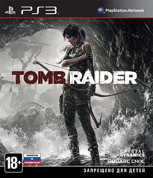 Tomb Raider (PS3) (GameReplay) Square Enix