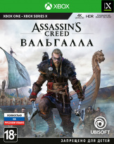 Assassin's Creed: Вальгалла (Valhalla) (Xbox One) – версия GameReplay