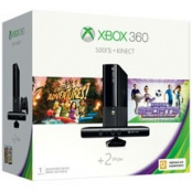 Xbox 360 500 Gb Kinect + Kinect Adventures + Kinect Sports Ultimate