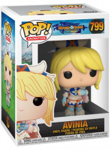 Фигурка Funko POP Monster Hunter Stories – Avinia (46938)
