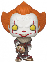 Фигурка Funko POP  IT Chapter 2 – Pennywise w/ Beaver Hat (40629)