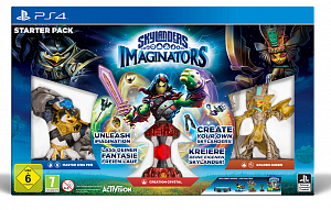Skylanders Imaginators (стартовый набор) (PS4)
