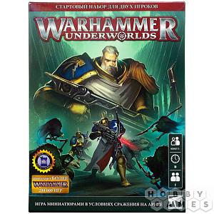 Стартовый набор Warhammer Underworlds (на русском языке)