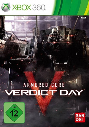 Armored Core: Verdict Day (Xbox360) от GamePark.ru