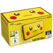 Игровая Приставка New Nintendo 2DS XL Pikachu Edition