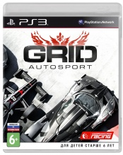 GRID Autosport (PS3) (GameReplay)