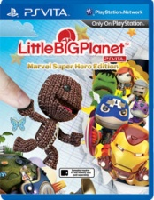 LittleBigPlanet: Marvel Super Hero Edition (PSVita)