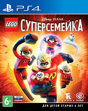 LEGO Суперсемейка (PS4) (GameReplay)