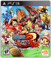 One Piece: Unlimited World Red (PS3) (GameReplay)