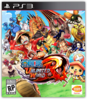 One Piece: Unlimited World Red (PS3)