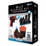 Набор аксессуаров PS Move 6in1 Starter Kit