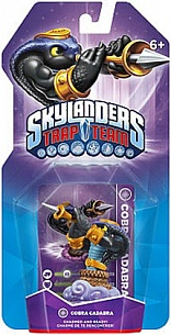 Skylanders: Trap Team Cobra Cadabra