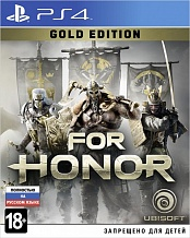 For Honor. Gold Edition (PS4) (GameReplay)