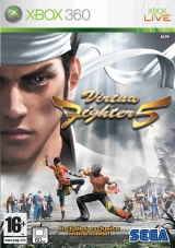 Virtua Fighter 5 (Xbox360) (GameReplay)