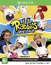 Rabbids Invasion (Xbox One) (GameReplay)