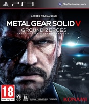 Metal Gear Solid 5(V): Ground Zeroes (PS3)